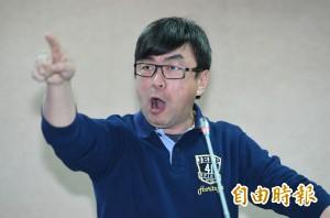 退役將官任轉投資事業主管 段宜康砲轟:酬庸