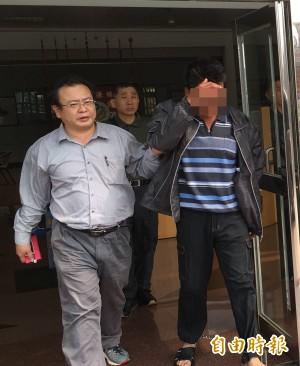 斗南警方破獲校園大盜 嫌犯潛入教室搜刮學生財物