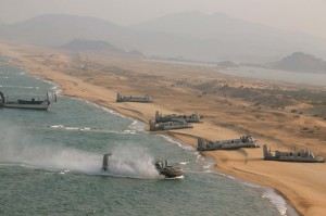 應對北韓天天射 南韓成立精銳部隊「斯巴達3000」