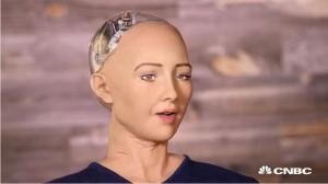 電影都是演真的? 擬真機器人聲稱要消滅人類