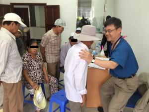 突破外交困境 長庚醫療團義診越南千人