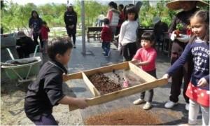 結頭份社區讓5千公斤廚餘變黃金 廢棄物資源化