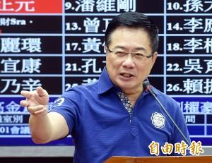蔡正元寫立委最無知排名 這些立委都上榜!