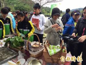 桃園至善高中新設農產行銷科 推廣食農教育