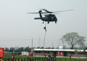 軍方明舉辦大型聯合救災演練 邀美民防官員來台觀摩