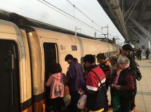 清明連假高鐵加開5班次 3/25開放預購