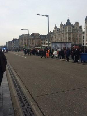 比利時魯汶驚傳炸彈威脅 當局緊急疏散乘客