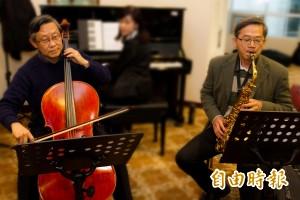 清華大學60週年校慶 校長、副校長及市長都下海