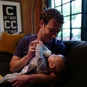 臉書札克柏格的餵奶照 其實很有深意