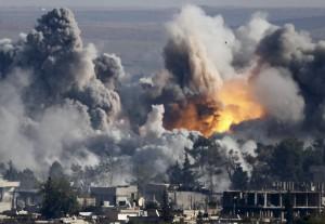 呼叫空襲轟炸自己!俄特種士兵與IS同歸於盡