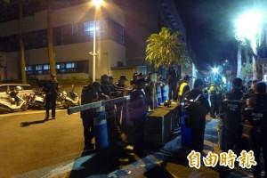 10:40士院開羈押庭 警力圍囚車道護殺童男