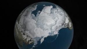 北極海冰面積再縮小 創1979年來歷史新低