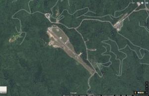 谷歌衛星地圖 曝光南部秘密機場?