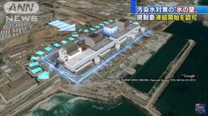 福島核電廠將啟動「冰牆」計畫 阻絕地下水