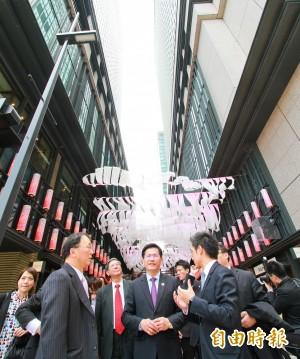 三井集團將在台中港區投資大型購物中心