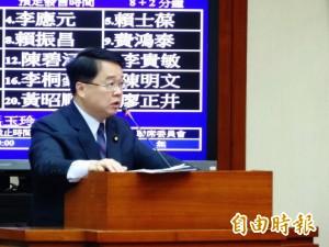 吳秉叡:蔡英文挺的是生技產業 不是哪一個人