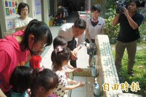 2歲童罹腸病毒71型重症  今年首例