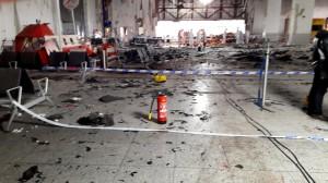 布魯塞爾機場 4月1日晚間部分重啟