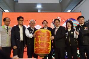 明年台灣燈會在雲林 李進勇:兼具傳統與創新