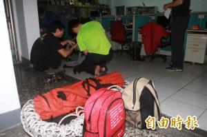 2登山客摔落70米懸崖 領隊回報:均無生命跡象