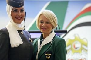 飛伊朗強制戴頭巾? 法航:空姐可拒飛