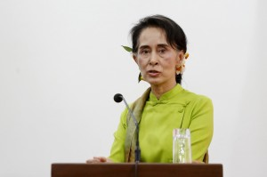 民主新曙光! 翁山蘇姬:2週內釋放所有政治犯