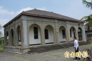 百年歷史建物 營造最美婚紗基地