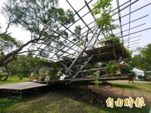 台灣原生植物打造「原力方舟」 宜蘭綠博啟航