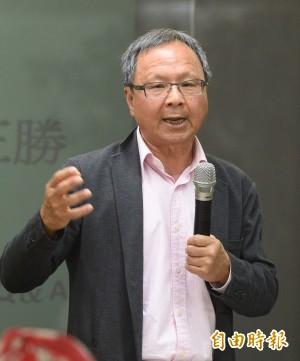 杜正勝:柯文哲若失敗 就是台灣人的失敗