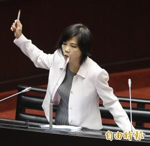 參選台南市長?葉宜津積極 黃偉哲陳亭妃低調