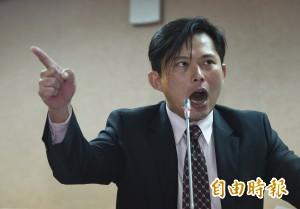台人被中國通緝 羅瑩雪一句「他就死掉了」黃國昌暴怒