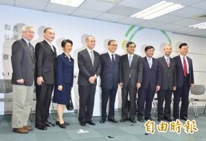 林全宣布:外交部長李大維 陸委會主委張小月