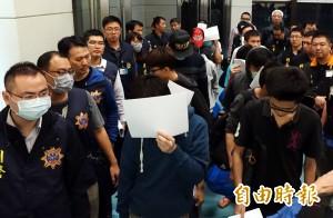 大馬20名台人嫌犯返台 警方盤查後全放了!