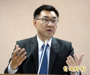 林飛帆抗議兩岸監督條例 藍委酸:民進黨請回應