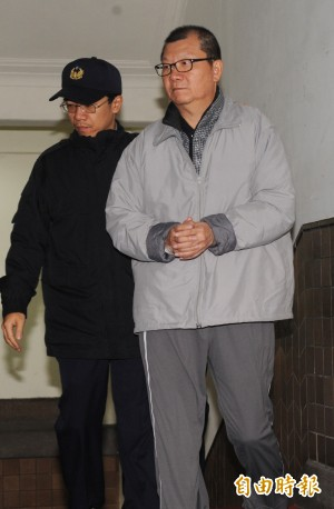 高院裁定王令台減刑 從3年9月減為1年10月