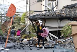 台灣小心!日學者:熊本地震可能是海溝大震前兆