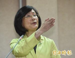 寫新聞稿罵立委    羅瑩雪再批「別只出一張嘴」