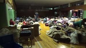 熊本強震10萬人逃離家園 監獄變臨時避難所