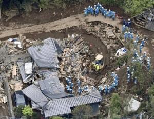 熊本強震釀47死千人傷  日政府緊急配送支援食品