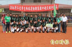 全國硬式獲第7名! 竹市成德國中棒球隊創隊史最佳績