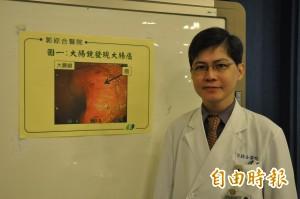 便血可能是大腸直腸癌 醫師:3成大腸癌無症狀