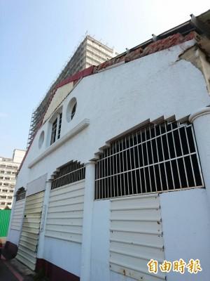 民代急呼 留給80年台南漁會舊倉庫一線生機