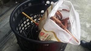 「忍者龜盜」偷電纜線  一個月內二度被逮