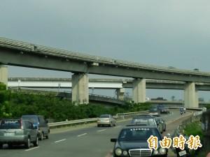 國道鼎金系統北上匝道工程定案  引道長達1.18公里
