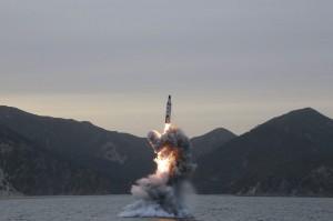 北韓今天連射兩次飛彈 皆以失敗收場