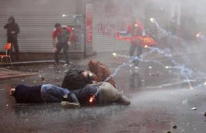 土國勞動節警戒  伊斯坦堡大規模封街防衝突