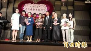 台東市表揚模範母親 溫韾滿點