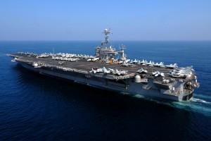 中國拒美航艦訪港 美眾議員指:台灣會歡迎