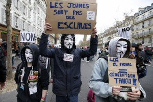 「匿名者」揚言網攻全球央行 希臘已被攻破