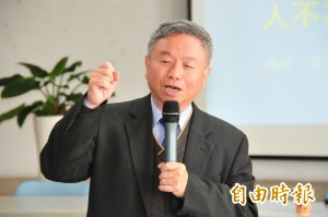 WHA過來人說話了! 楊志良:想好抗議策略 勿讓台灣分裂